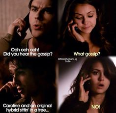 The Vampire Diaries 5x16 Elena missed out on a lot. Lol
