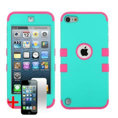 Apple iPod Touch 5th GEN Teal/Pink Tuff Hybrid Cover, Hard Gel Protector Case  http://www.amazon.com/dp/B00HCMZ5TU/ref=cm_sw_r_pi_dp_RB6Vsb1ZH44T12NX