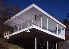 Key projects by 2014 Pritzker Prize laureate Shigeru Ban