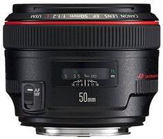 Canon Objectif EF 50 mm f/1,2L USM Série L Autofocus rapide et silencieux Traitement lentille Super Spectra Canon http://www.amazon.fr/dp/B000I2J2S6/ref=cm_sw_r_pi_dp_3jmswb0XHT5HH