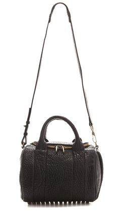 Alexander Wang Rockie Duffel  I am Obsessed!!!! just lost out on $360 on Ebay because I was working:(