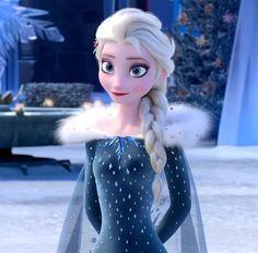 Disney Princess Snow White, Disney Princess Frozen, Elsa Frozen, Elsa Dress, Anna, Barbie, Icons, Fan Art, Female