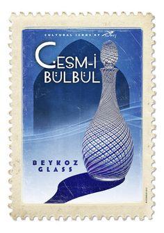 Çeşm-i Bülbül, Cultural Icons of Turkey by @Emrah Yücel