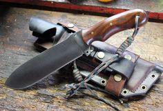 """Big Bush"" Camp Knife | VCA"