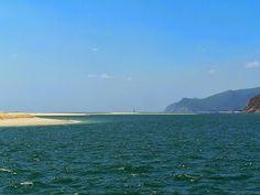 Foz do Rio Sado - Setúbal