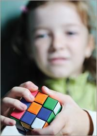 Been there...A child with attention deficit and comorbid learning disabilities can also be a gifted student, or 2e. Do you know how to spot a twice-gifted student and help him reach his full potential?