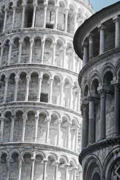 torre pendente di pisa by gutkin