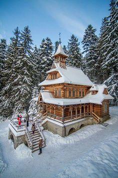 Winter in Poland, Zakopane