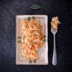 ... for Red Rock Brewery Style No-Mayo Vinegar Coleslaw with Oregano