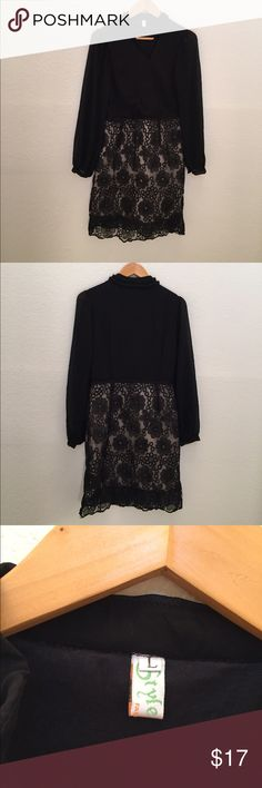 Lace dress Boutique bought dress, says large fits like a 4 Dresses