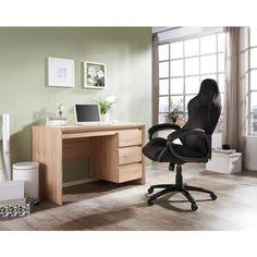 Schreibtisch mit 3 Schubladen: der neue Arbeitsplatz für Ihre vier Wände