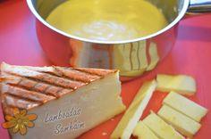 Lamboadas de Samhaim: Crema de queso majorero
