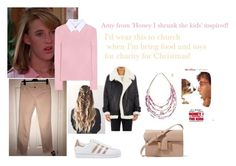 """My ideal wardrobe by me: Amy from 'Honey I shrunk the kids' inspired!"" by sarah-m-smith ❤ liked on Polyvore featuring Altuzarra, adidas Originals, Tom Ford, Erica Lyons and Acne Studios"