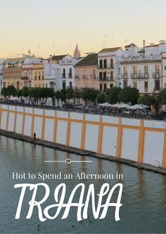 Most people leave Triana off of their Seville itinerary – there isn't much by way of museums or grandiose churches, and it's across the Guadalquivir from the city's major dr…