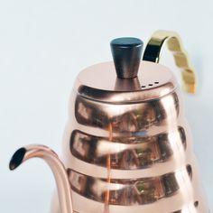 Copper Drip Kettle