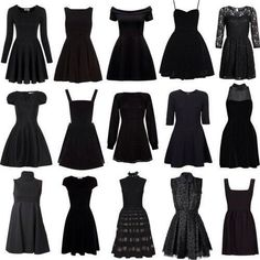 dress black Witch need dresses goth gothic do want black dress Goth girl dark fashion witchy gothgoth
