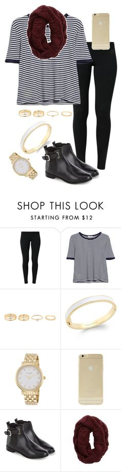 """All I want is nothing more, than to hear you knocking at my door"" by madelyn-abigail ❤ liked on Polyvore featuring moda, NIKE, MANGO, Kate Spade, Sonix, Accessorize, Aerie, women's clothing, women's fashion e women"
