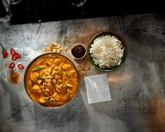 Penang Curry recept