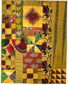 Magie Relph : Textile Artist, Quilter, Teacher and Writer