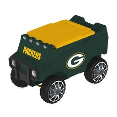 Green Bay Packers Remote Control Cooler w  MP3 Player 30th 7b17d942c