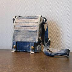 Pas mal pour recycler des restes de jeans... ©Tony / Thread