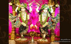 To view Gaura Nitai  Wallpaper of ISKCON Dellhi in difference sizes visit - http://harekrishnawallpapers.com/sri-sri-gaura-nitai-iskcon-delhi-wallpaper-004/