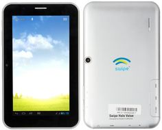 Swipe Halo Value Tablet Specifications and Price (Just launched)