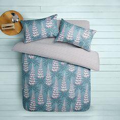 Tiki Foxglove bedding set