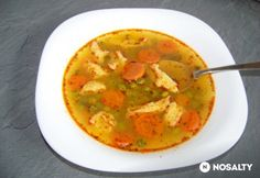 Vegan Vegetarian, Vegetarian Recipes, Healthy Menu, Hungarian Recipes, Thai Red Curry, Favorite Recipes, Lunch, Meals, Dinner