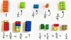 An Amazingly Effective Way To Help Your Child Master Math Skills With LEGO Blocks