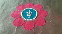 Rangoli Designs Latest, Simple Rangoli Designs Images, Colorful Rangoli Designs, Rangoli Designs Diwali, Beautiful Rangoli Designs, Kolam Designs, Welcome Rangoli, Happy Birthday Best Friend Quotes, Welcome Design
