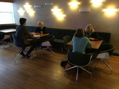 One-to-ones at Networking @ Nottingham Playhouse