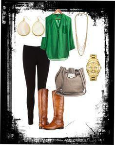 """winter style 2013"" by courtney-reynolds-overman on Polyvore"