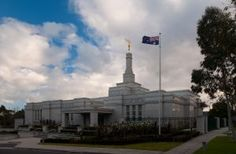 Melbounre Australia LDS Temple
