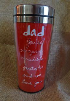 Travel Mug for Dad www.sandramagsamen.com