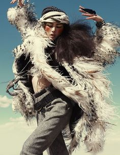 Fine Fettle: Fashion Inspiration: Nomad Chic