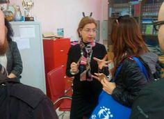 "Cinquew News: Erasmus+ al ""Manzoni"" di Caserta coi docenti di Ra..."