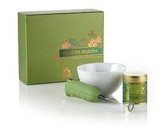 Modern Matcha Tea Gift Set $59.95 at teavana.com.
