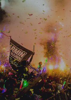 Edm war zone #ravenectar #edm #rave #festival #bass #plur #love #stage #colorful #colors