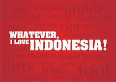 "This article picture of ""I Love Indonesia"" in http://dewichunyang.blogspot.com/2014/03/alam-indonesia-jauh-lebih-indah.html"