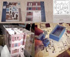 Chris Ware - Multi-Story Building Model limited edition de Chris ware