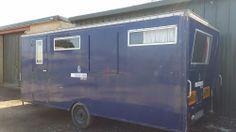 Vintage Classic Ex BBC & Sea Cadets Roadshow Trailer Catering Unit Caravan 60's