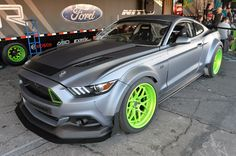 SEMA: RTR Spec 5 Concept shows off 2015 Ford Mustang's drifty potential