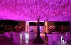 Wedding decoration by Paul Nasr
