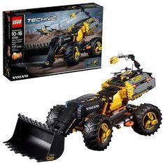 LEGO Technic Volvo Concept Wheel Loader Zeux (42081) Corvette Zr1, Chevrolet Corvette, Lego Technic Sets, Lego Stormtrooper, Lego Disney, Lego Volvo, Lego City, Legos, Lego Ninjago