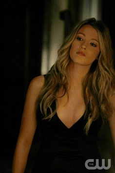 """There Might Be Blood"" Pictured: Blake Lively as Serena Photo Credit: Giovanni Rufino / The CW © 2008 The CW Network, LLC. All Rights Reserved."