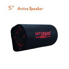 portable Hyudai 5 inch 12v , 220v car audio hifi active booster speakers tube, KTV boom box stage hifi speaker <font><b>subwoofers</b></font> Price: PKR 3348.87315  | http://www.cbuystore.com/product/portable-hyudai-5-inch-12v-220v-car-audio-hifi-active-booster-speakers-tube-ktv-boom-box-stage-hifi-speaker-font-b-subwoofers-b-font/10165169 | Pakistan