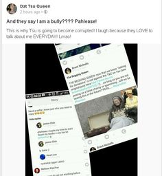 What is Cyberbullying, and how will tsu treat and response to this matter seriously or not?!  #tsu #tsucharity #tsubullies #harasshment #tsucharityqueen #tsuharasshment #justice #Cyberbullying #bullying #StopBullying #socialmedia #socialmediadestruction #socialmediamarketing #socialmediajoke