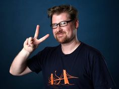 """Justin Roiland, co-creator of """"Rick and Morty,"""" is the headlining attraction at Indy PopCon Justin Roiland, Happy 40th Birthday, Cartoon Network Adventure Time, Voice Actor, Rick And Morty, Beautiful People, Indie, Writer, The Creator"""