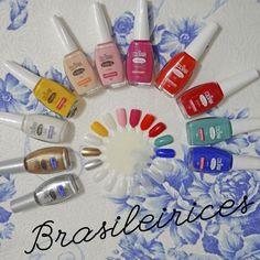 Swatches: Brasileirices da Colorama! #Brasileirices #colorama #esmalte #beauty #Nailpolish